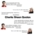 Charlie Sheen Sticker Pack