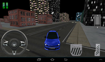 Screenshot of Speed Driving 3D