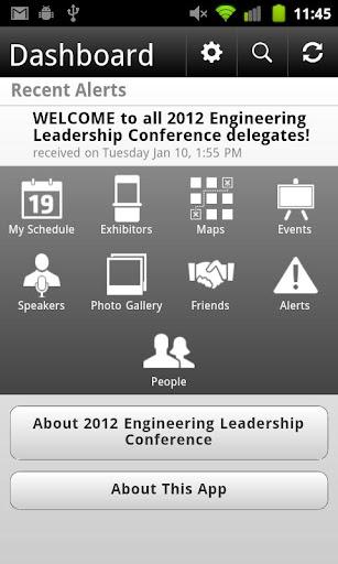 Engineering Leadership 2012