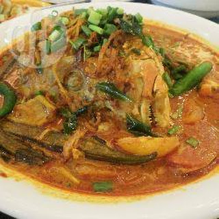 Kari Kepala Ikan (Fish Head Curry)