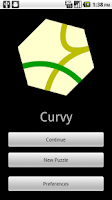 Screenshot of Curvy