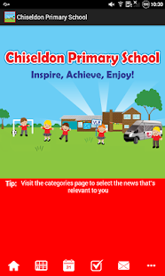 Chiseldon Primary School - screenshot