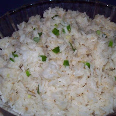 Easy, Light Coconut Rice