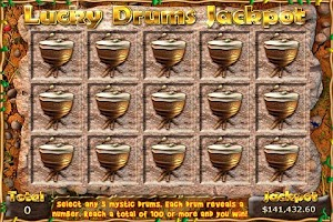Screenshot of Kalahari Sun Slots FREE