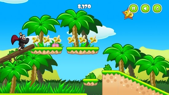 K&K Jungle Run: Arcade Race 3D