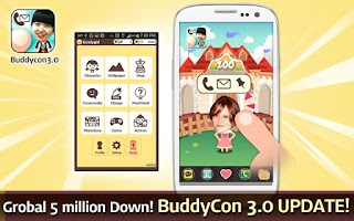 Screenshot of BuddyCon 3.0