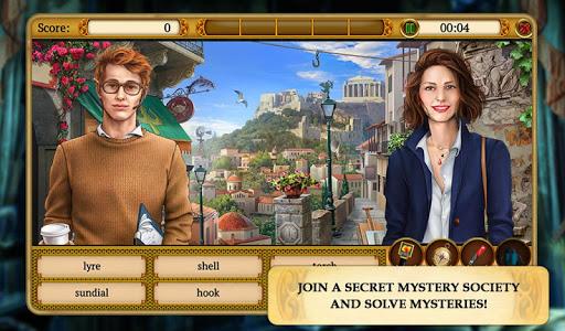 Hidden Object Mystery Society - screenshot