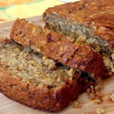 Oaty Banana Bread