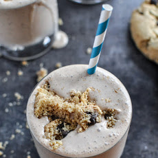 Chocolate Chip Cookie Bailey's Milkshakes