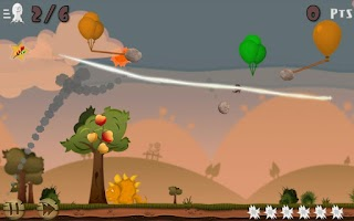 Screenshot of Fruit Rocks