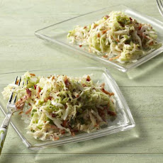 Bacon and Scallion Coleslaw