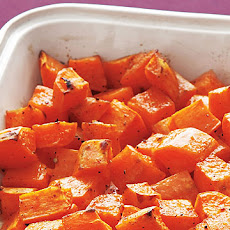 Jennifer Garner's Lemony Maple Sweet Potatoes