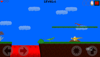 Screenshot of Jurassic Quest