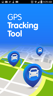 GPS Tracking Tool (Driver App) - screenshot