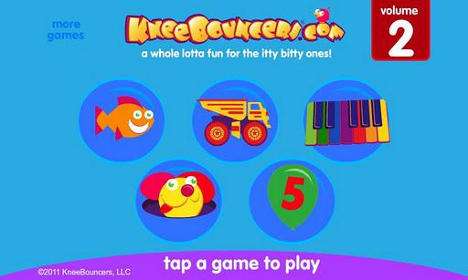 KneeBouncers Toddler Pack V2