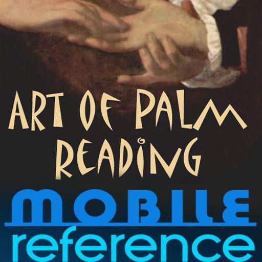 The Art of Palm Reading 書籍 App LOGO-APP試玩