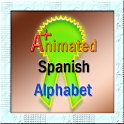 Animated Spanish Alphabet icon