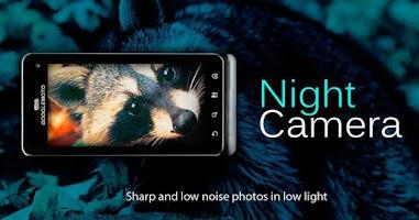 Screenshot of Night Camera