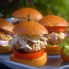 Southwestern Style Turkey Sliders