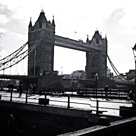 The Tower bridge by Žaklina Šupica - Travel Locations Landmarks (  )