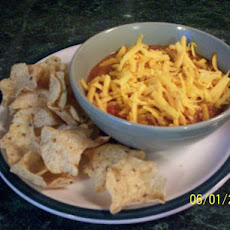 Crock Pot Bean Dip With Meat