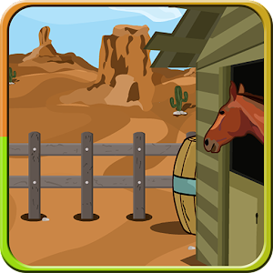 Escape Game-Cowboy House Room