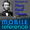 Works of Henry David Thoreau icon