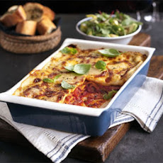 Cheese & Bacon Lasagne