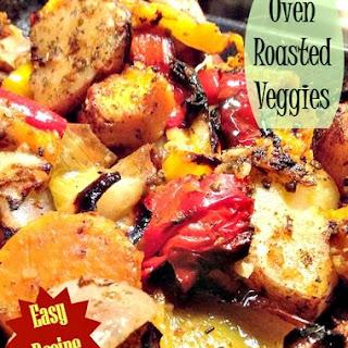 Garlic Herb Roasted Vegetables Recipes