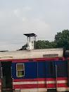 Railway Yard Buddha Statue