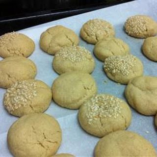 Tahini Butter Cookies Recipes