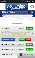 Screenshot of Unipol Banca