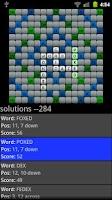 Screenshot of Word Grid Solver