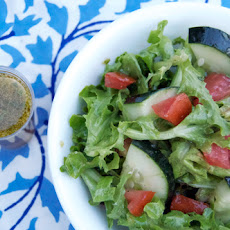 Tequila Citrus Salad Dressing