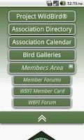 Screenshot of WildBird Feeding Industry WBFI