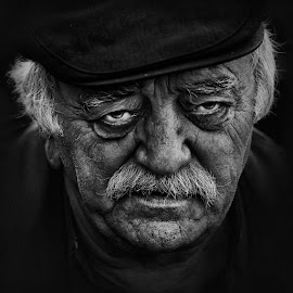 by Vedat Satilmis - People Portraits of Men