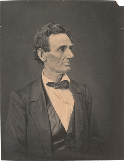 This photograph shows Abraham Lincoln as he appeared just two years after he mentioned Wilberforce in his Senate campaign speech. Three years later, amidst the harrowing ordeal of the Civil War, he would issue the Emancipation Proclamation.