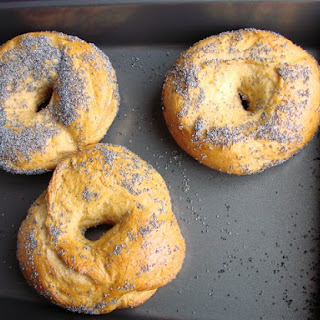 Authentic New York-Style Homemade Bagels