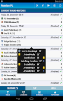Screenshot of Russian Premier League Soccer