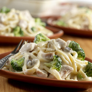 Turkey Broccoli Alfredo Pasta Recipes