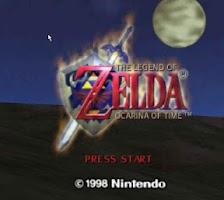 Screenshot of Ringtone(Navi Legend of Zelda)