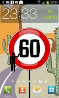 Screenshot of Traffic Signs FREE Wallpaper