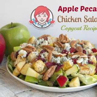 Wendy's Apple Pecan Chicken Salad Copycat