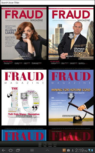 Fraud Magazine