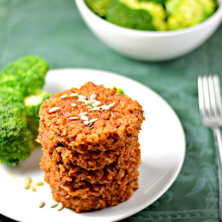 Tomato Rice Patties