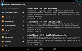 Screenshot of anNews Android News & Reviews