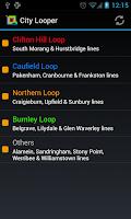 Screenshot of City Looper