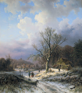 RIJKS: Alexander Joseph Daiwaille: painting 1845