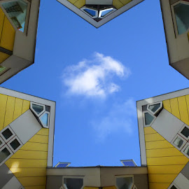 cube houses 2 by Stefano Landenna - Buildings & Architecture Homes ( houses, rotterdam, architecture, cube, house, netherlands )