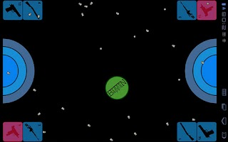 Screenshot of Gun Hockey Lite